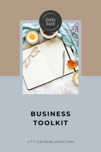 flower business toolkit for florists