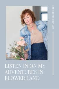 podcast for floral designers