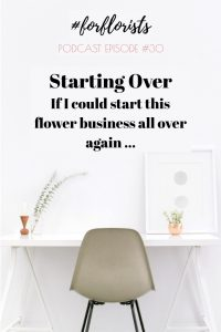 podcast for florists