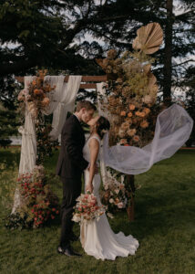 wedding florist example website