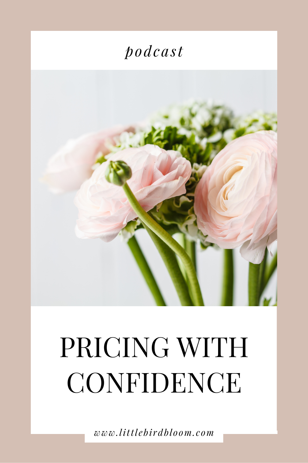 pricing with confidence for floral designers