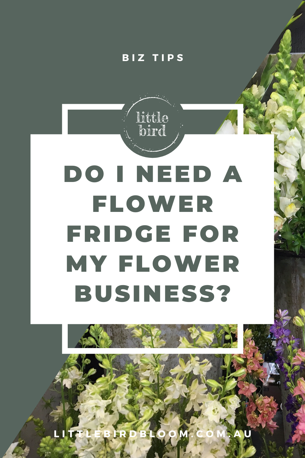 Do I need a flower cooler for my flower business?