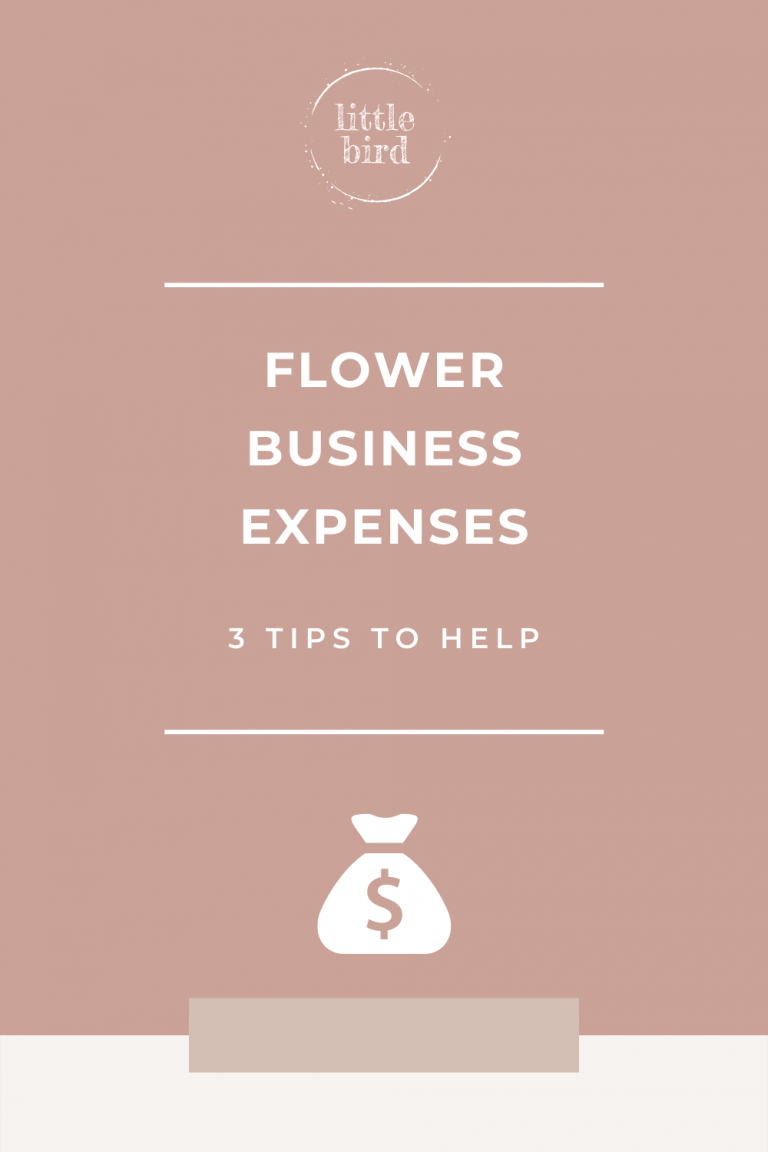 this is a blog post about how to manage flower business expenses