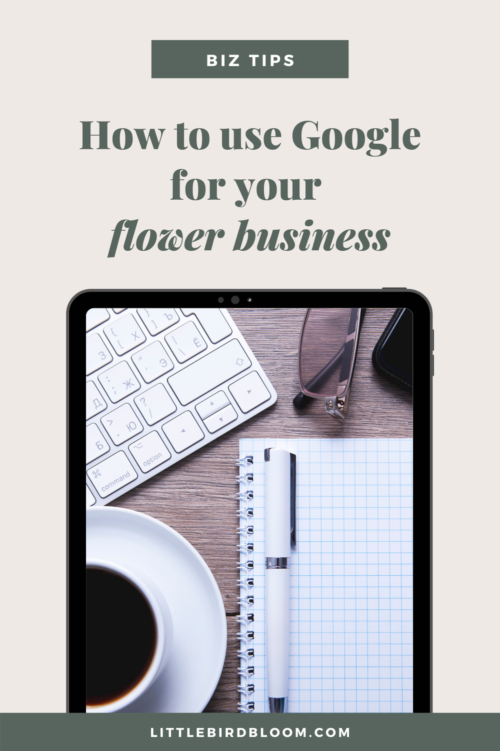 How to use Google to grow your flower business