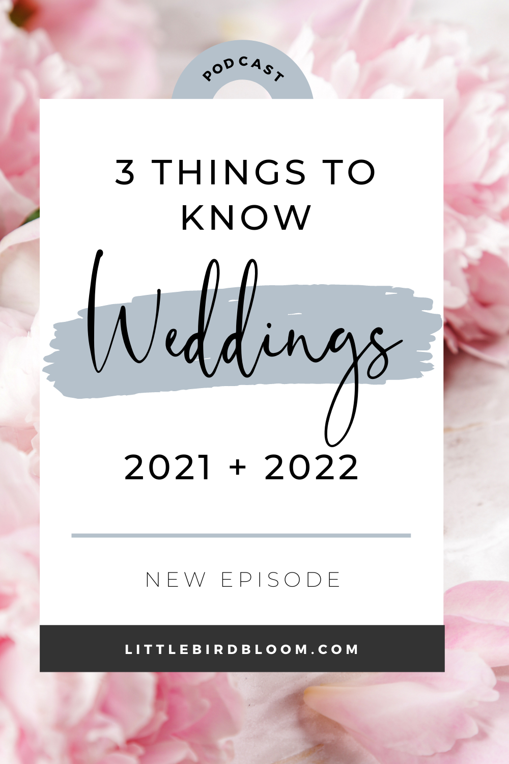 3 things to know new podcast for floral designers