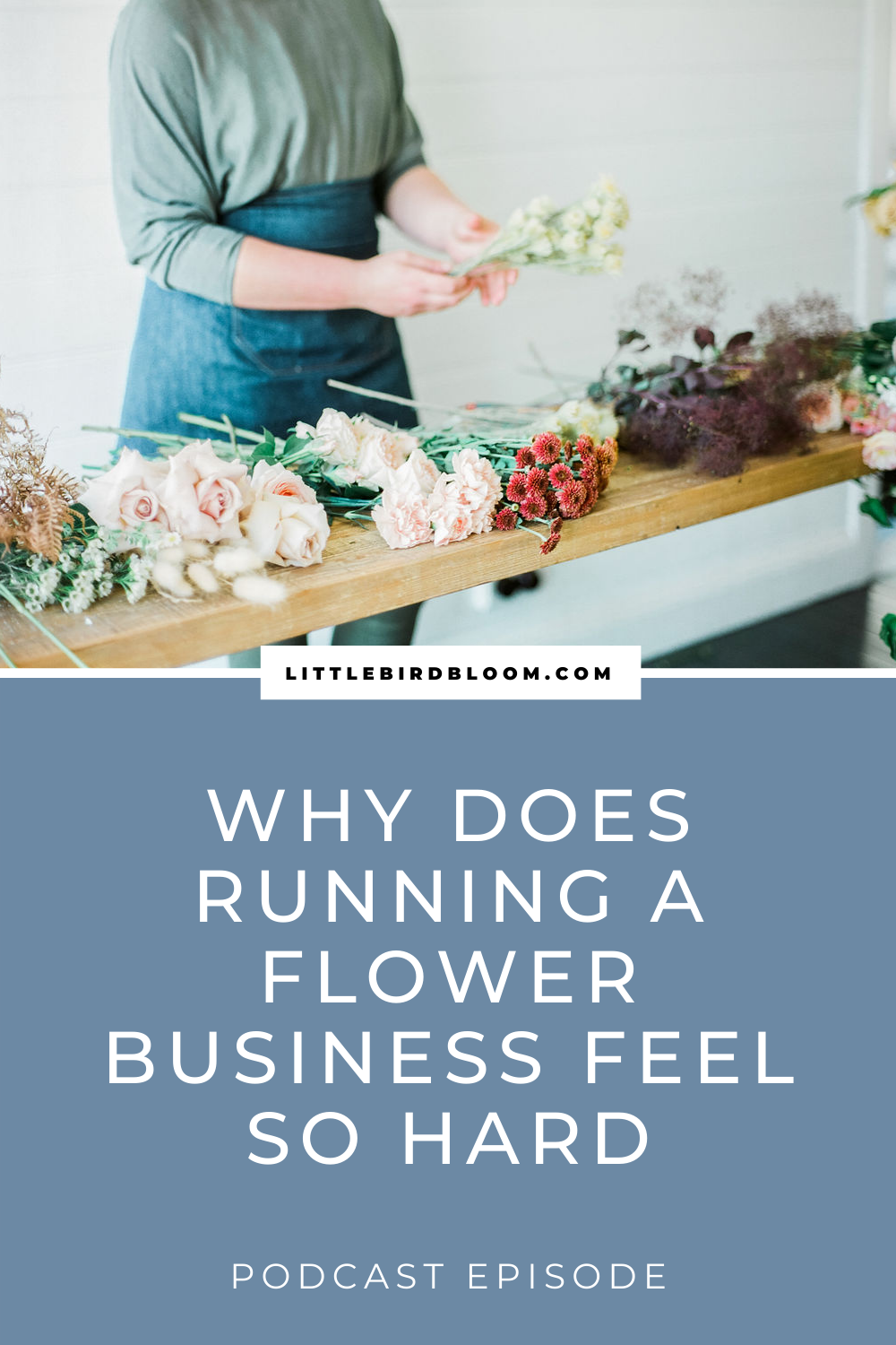 How to run a flower business