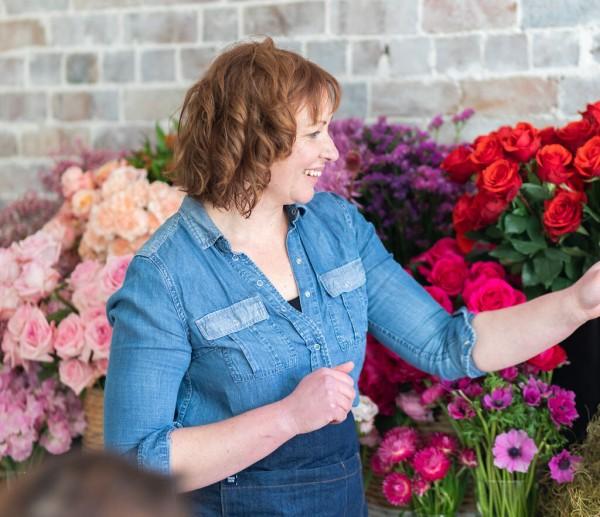 kathleen floral designer