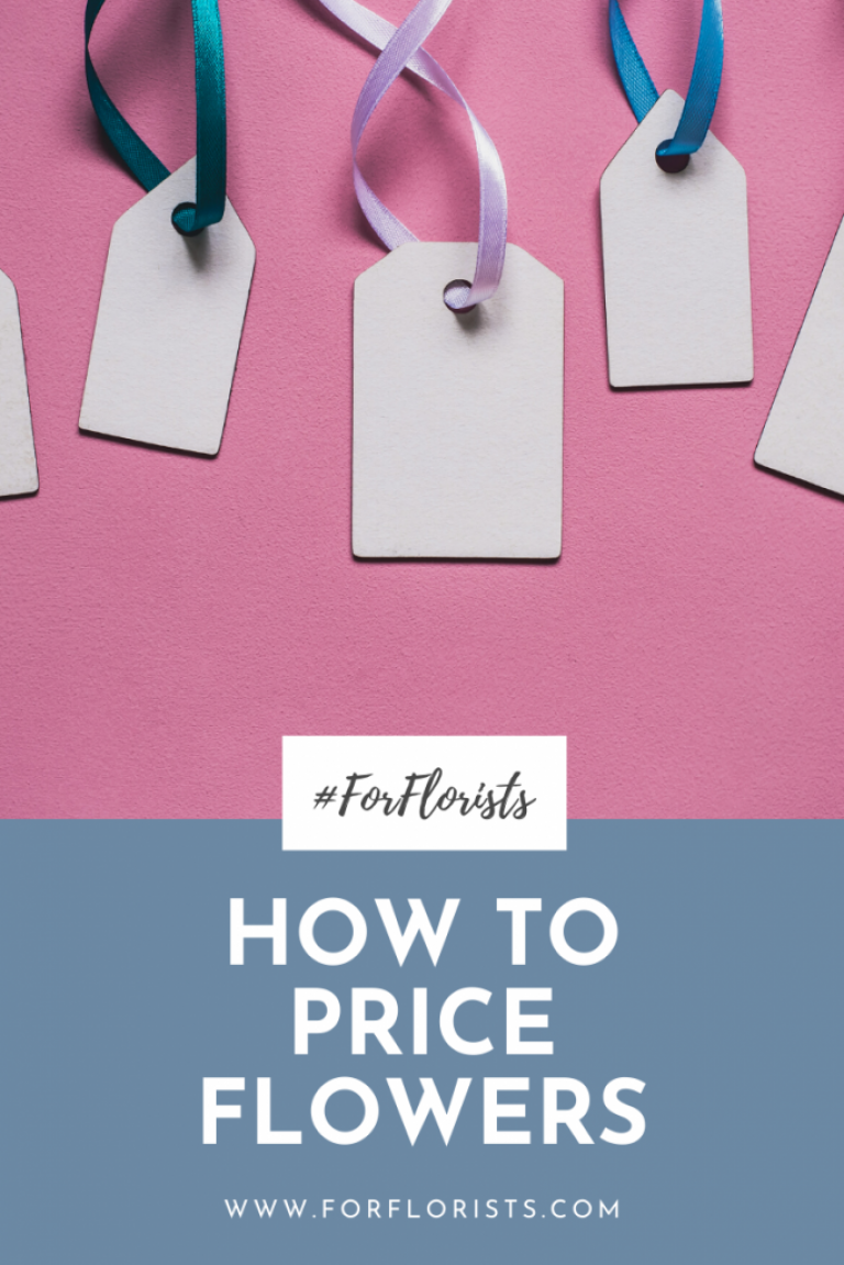 how to price your floral designs