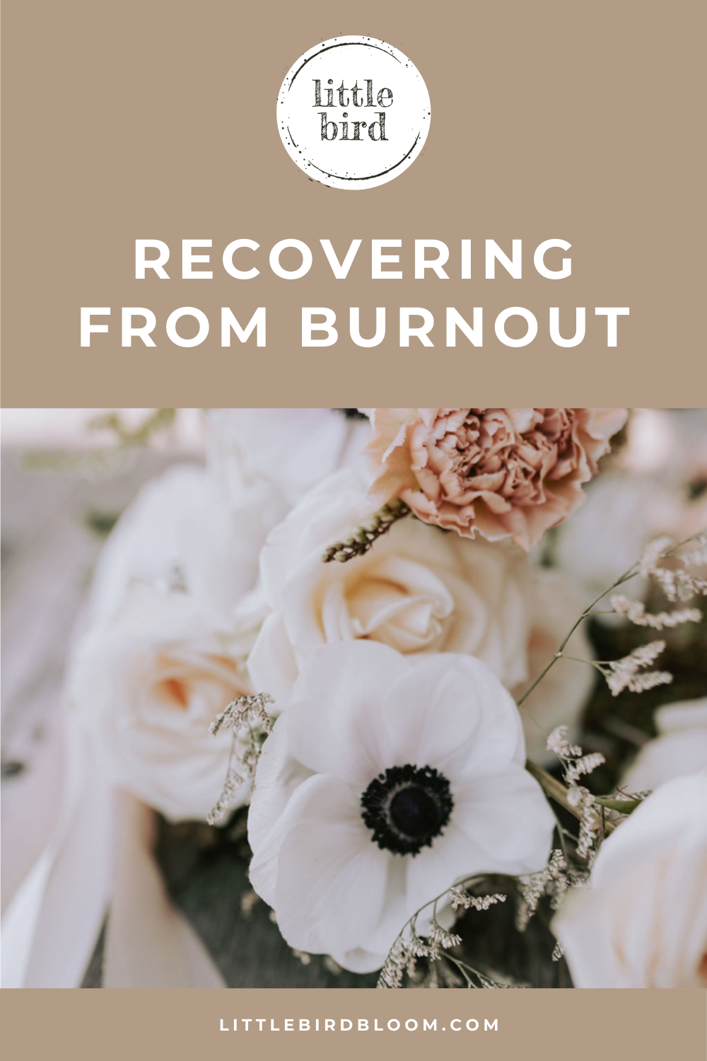 new podcast for florists –how to recover from burnout