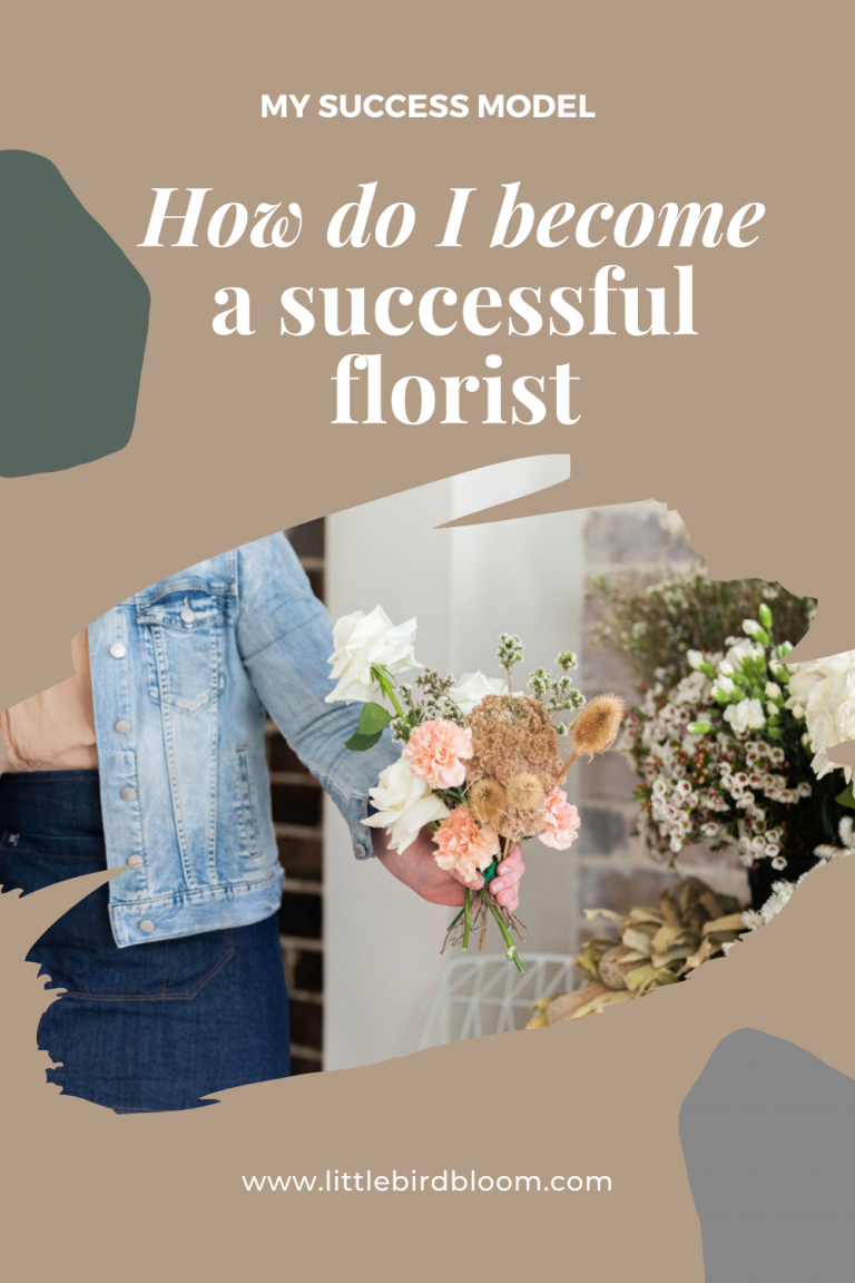 LBB Blog Images - How do I become a successful florist?