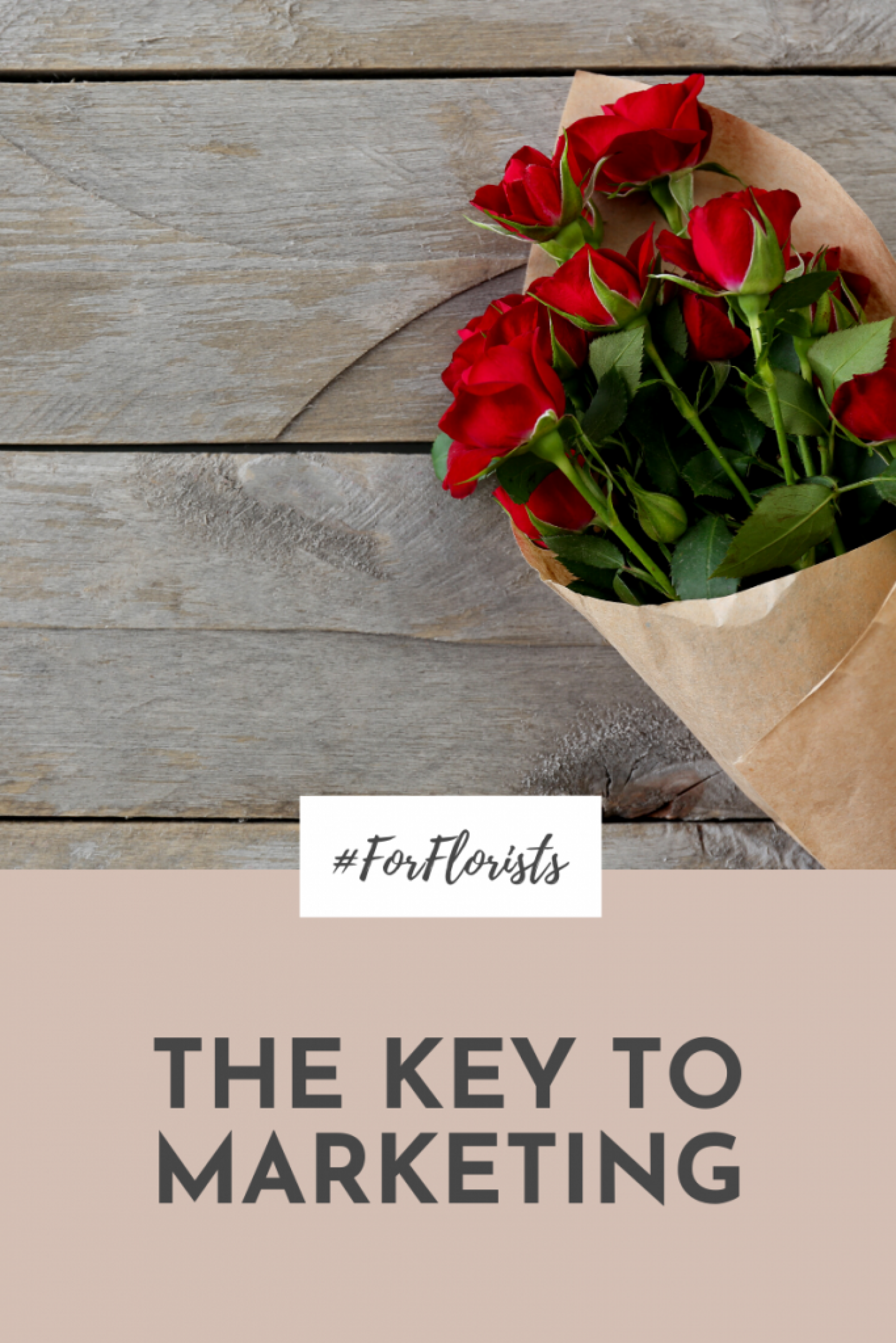 how to promote your flower business
