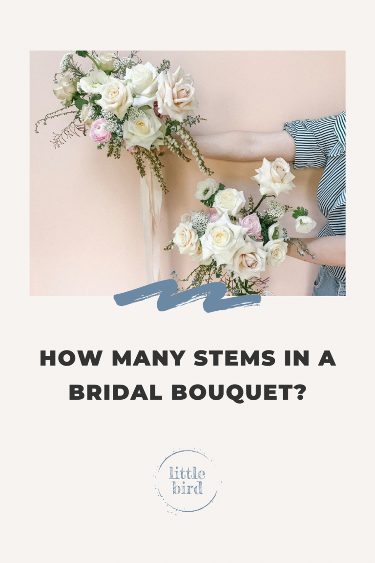 blog post: how many stems in a bridal bouquet